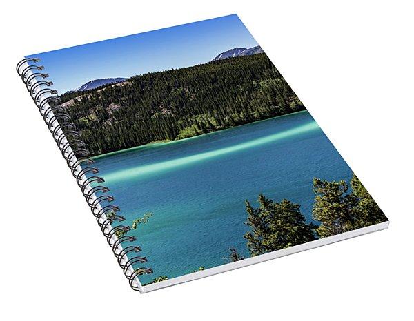 Emerald Lake 2 Spiral Notebook