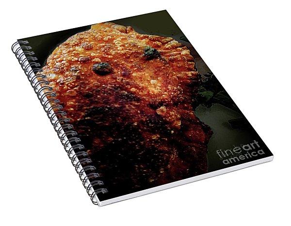 Empanada Man Spiral Notebook
