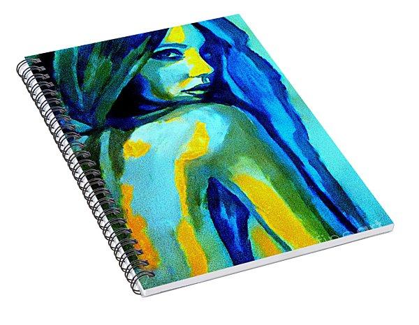 Enchanting Spiral Notebook