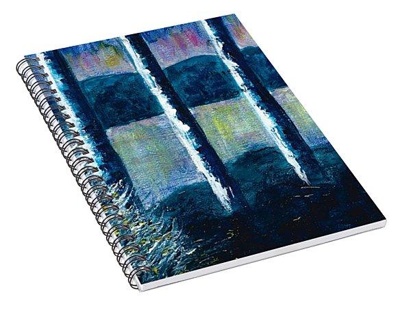 Enlightened Forest  Spiral Notebook