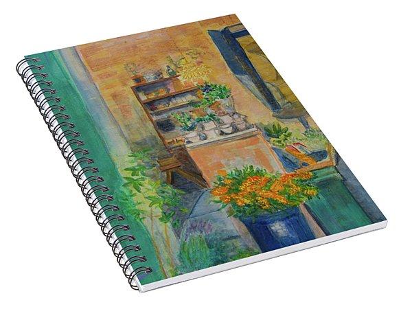 Epicure Spiral Notebook