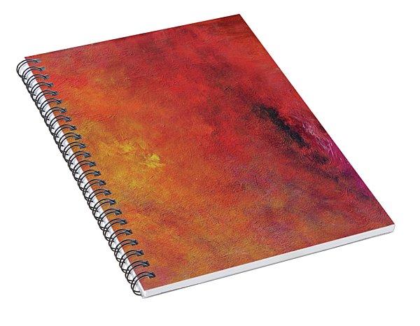 Escaping Spirits Spiral Notebook