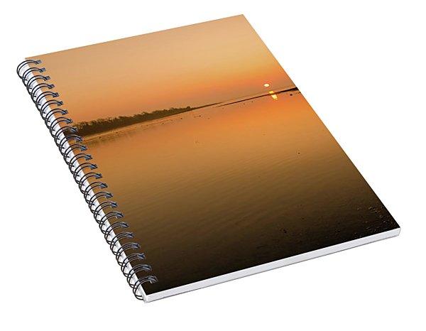 Estuary  Spiral Notebook