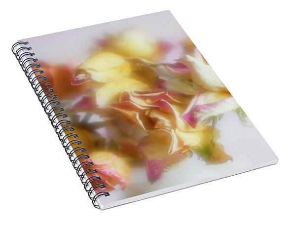 Everlasting Rose Buds Spiral Notebook