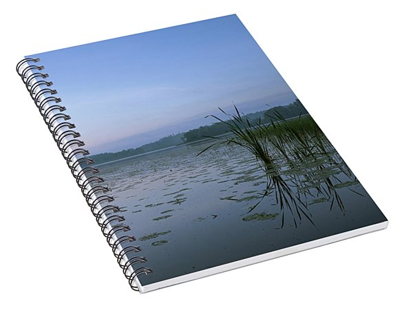 Every Morning Brings A New Beginning Spiral Notebook