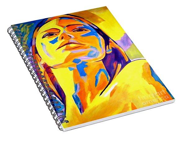 Evocative Mood Spiral Notebook