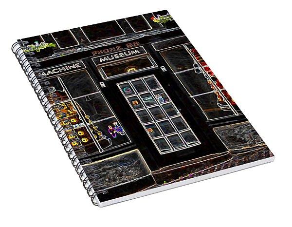 Exterminate Exterminate Spiral Notebook