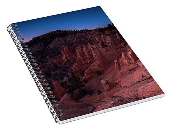 Fairyland Canyon Spiral Notebook