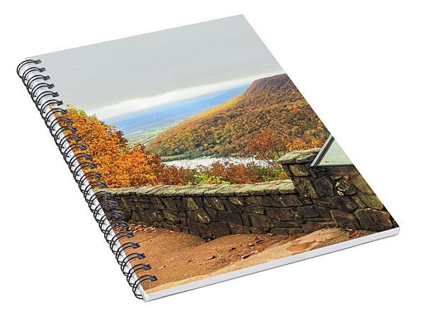 Fall, Signal Point # 1 Spiral Notebook
