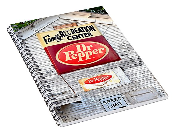 Family Recreation Spiral Notebook