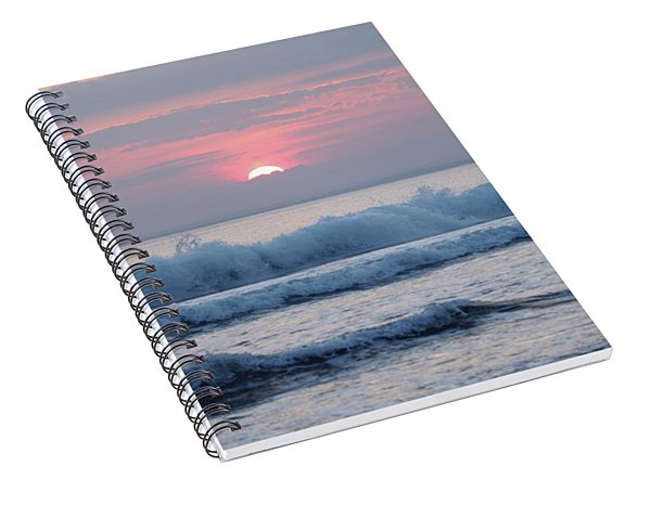 Fanore Sunset 1 Spiral Notebook