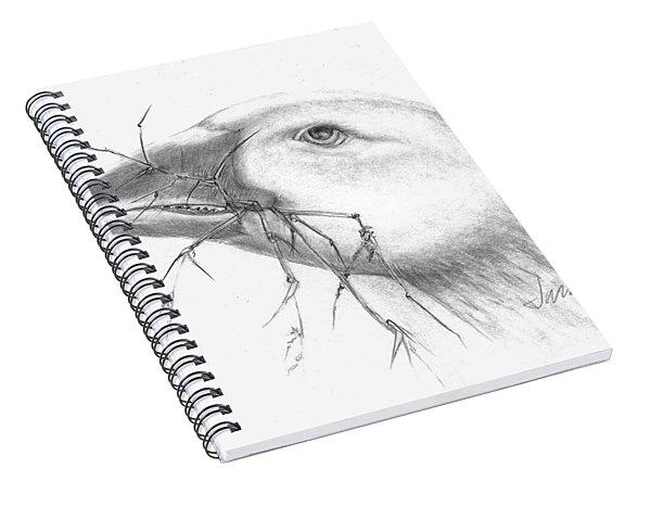 Farm Goose Spiral Notebook