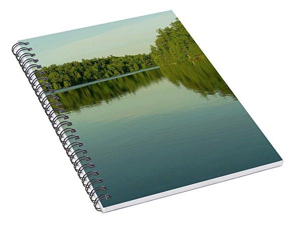 Fast Approaching Spiral Notebook