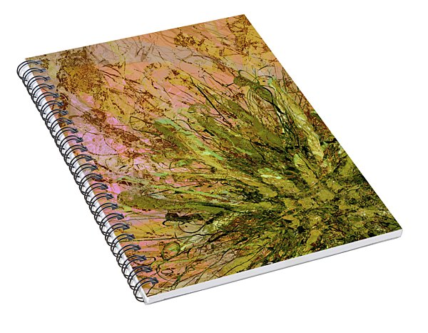 Fern Series 32 Fern Burst Spiral Notebook