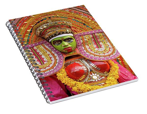 Festival 1 Spiral Notebook
