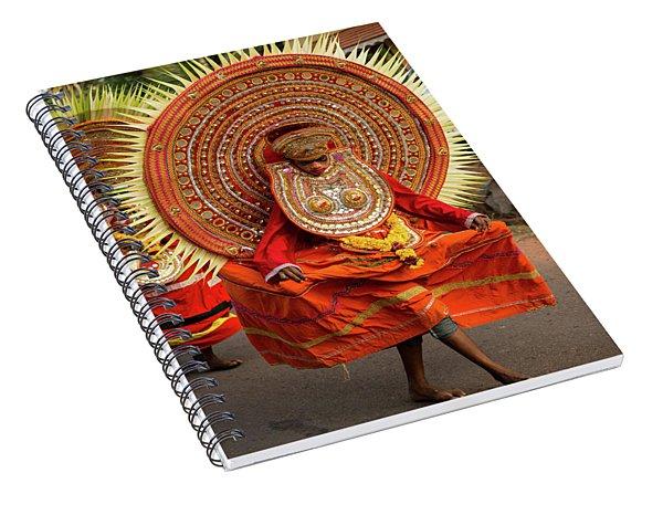 Festival 2 Spiral Notebook