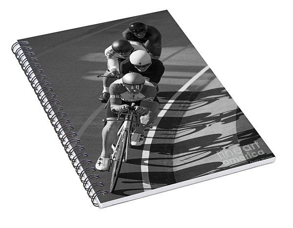 Final Turn Spiral Notebook