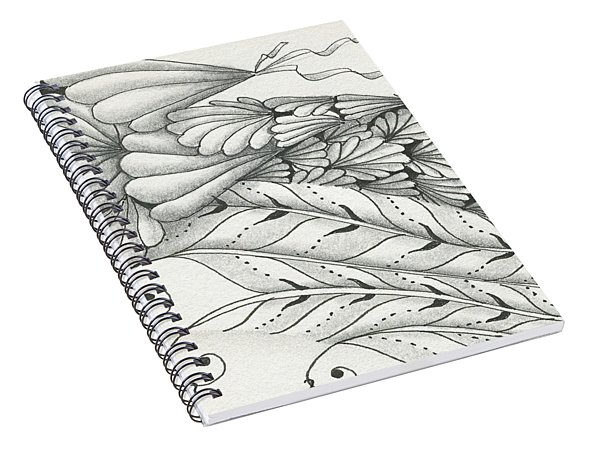 Finery Spiral Notebook