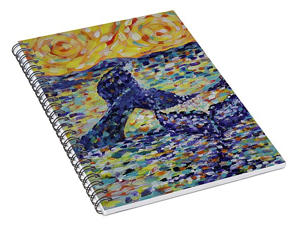 Fintastic Spiral Notebook