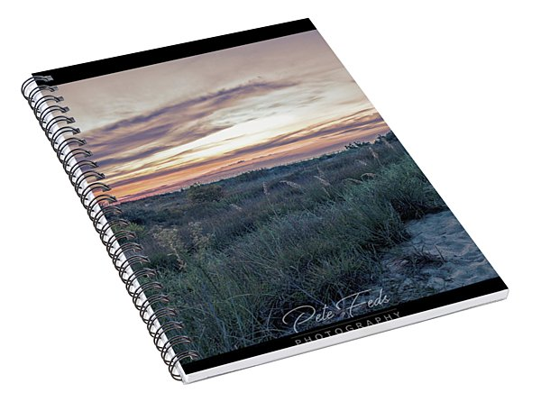 First Landing Dunes Spiral Notebook
