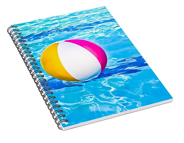Float Spiral Notebook