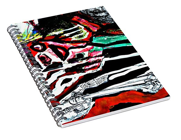 For Xenia-12 Spiral Notebook