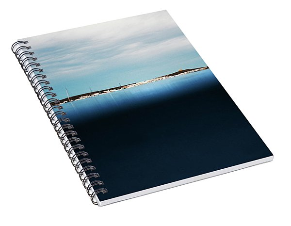 Fornells, Balearic Islands Spiral Notebook
