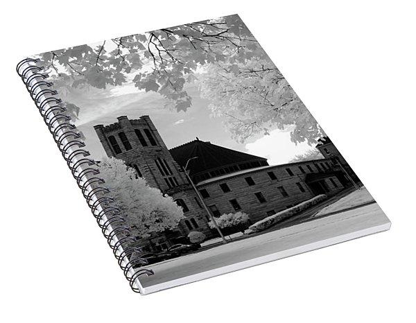 Francis Street First United Methodist Church Spiral Notebook