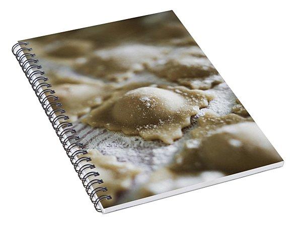 Fresh Homemade Italian Pasta  Spiral Notebook