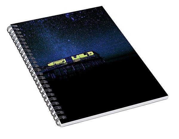 Frisco Pier Spiral Notebook