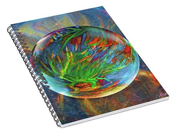 Frosted Still Spiral Notebook