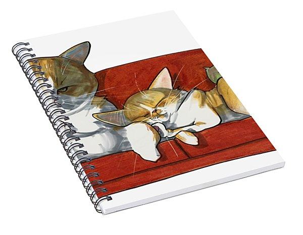 Galmiche 3258 Spiral Notebook
