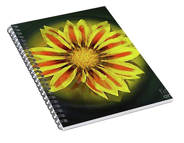 Ganzania  Spiral Notebook