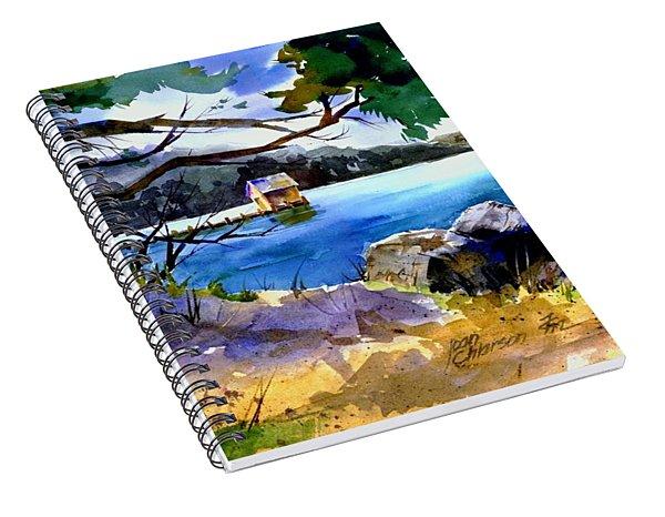 Gatekeeper's Tahoe Spiral Notebook
