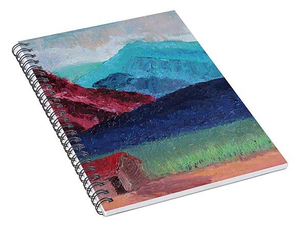 Gauguin Canigou Spiral Notebook