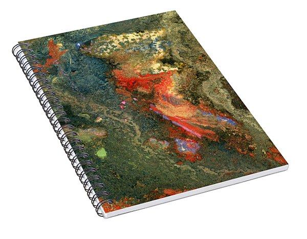 Geology-volcanic Spiral Notebook