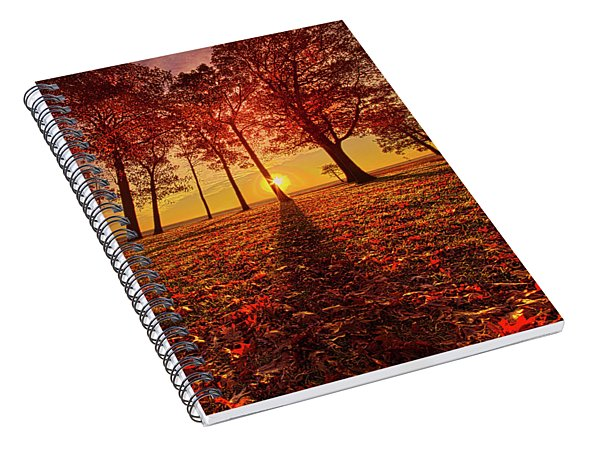 Giving Thanks Spiral Notebook