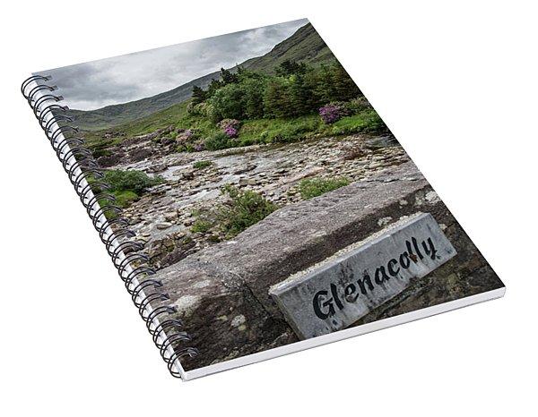 Glenacolly Bridge, Spiral Notebook