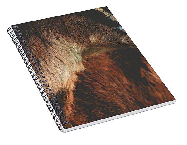 Goat Love Spiral Notebook