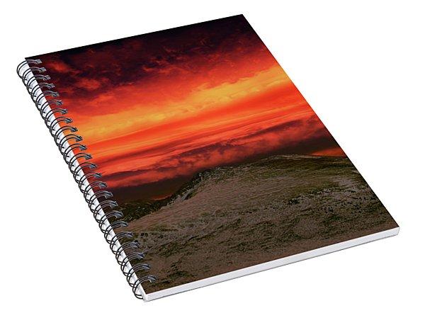 God's Creation Spiral Notebook