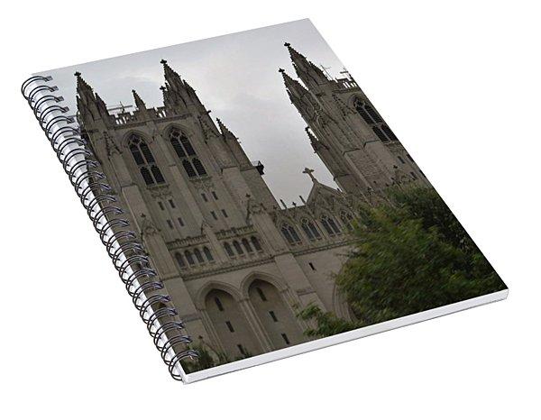God's House Spiral Notebook