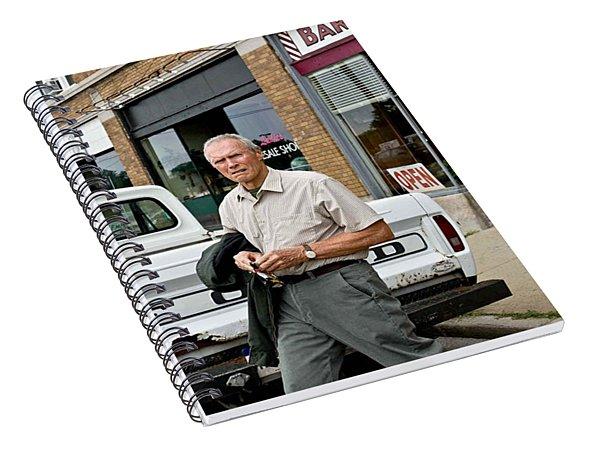 Gran Torino Spiral Notebook