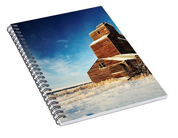 Granary Chill Spiral Notebook