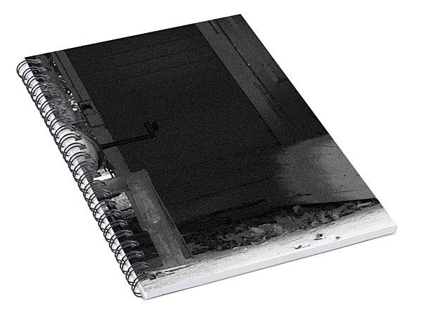 The Three Dinghys Spiral Notebook