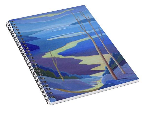 Grandview Spiral Notebook