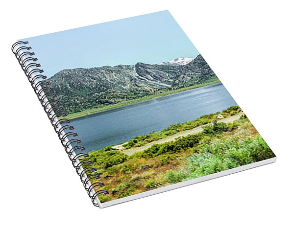 Grant Lake Spiral Notebook