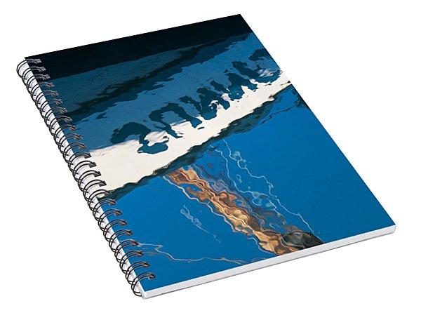 Harbor Blue Spiral Notebook