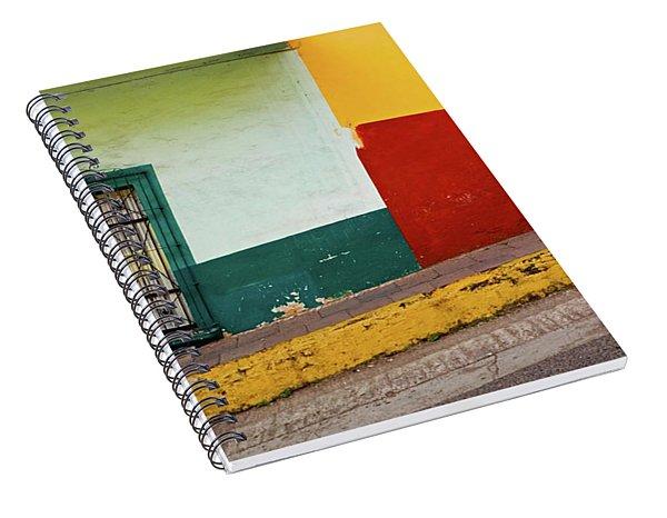 Hard Knock Life Spiral Notebook