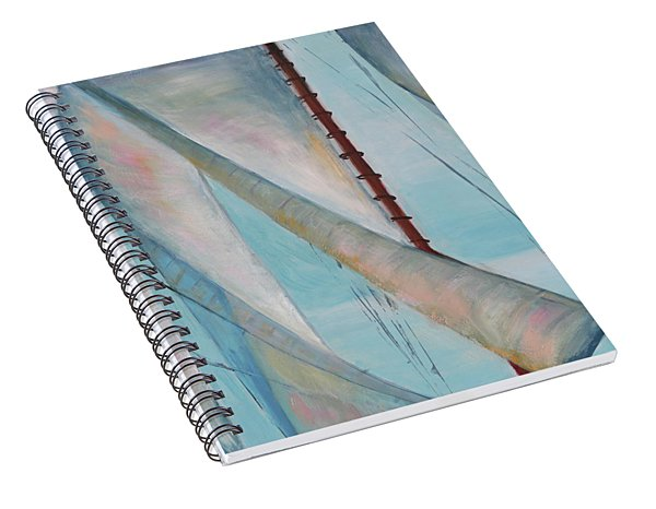 Harnessed Breeze Spiral Notebook