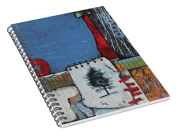 Healing Forest Is Needed  Spiral Notebook